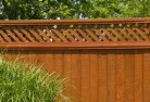 Bullagreen Wood fencing 14