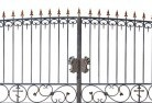 Bullagreen Wrought iron fencing 10
