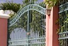 Bullagreen Wrought iron fencing 12