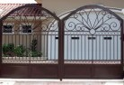 Bullagreen Wrought iron fencing 2