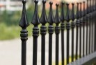 Bullagreen Wrought iron fencing 8